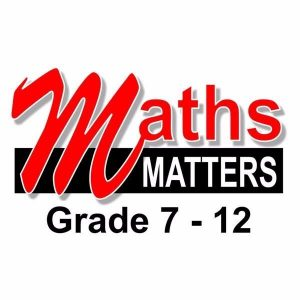 MATHS MATTERS logo
